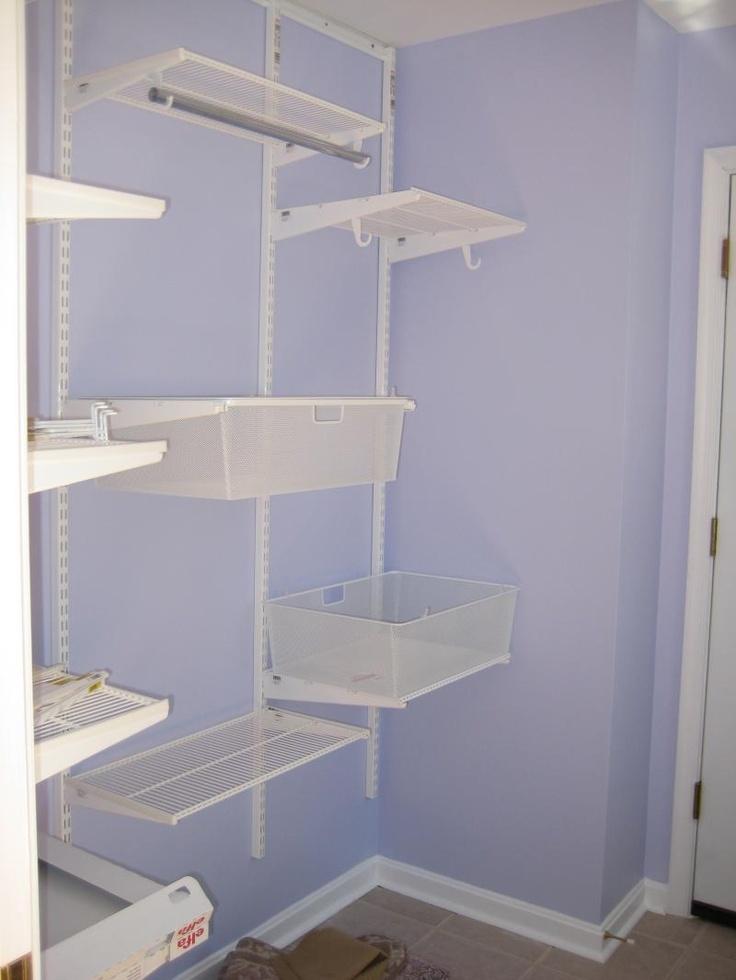 Laundry Room Shelves Home Home Pinterest