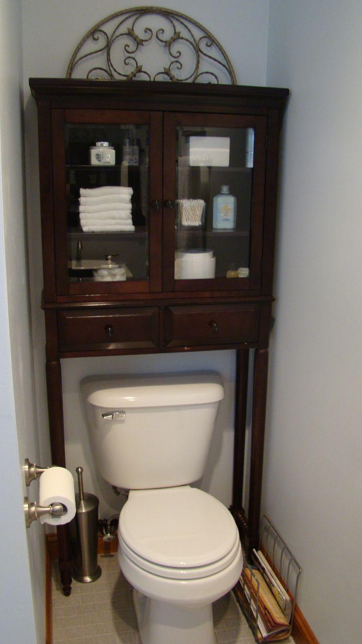 Bathroom Storage Above Toilet Unique Gray Bathroom