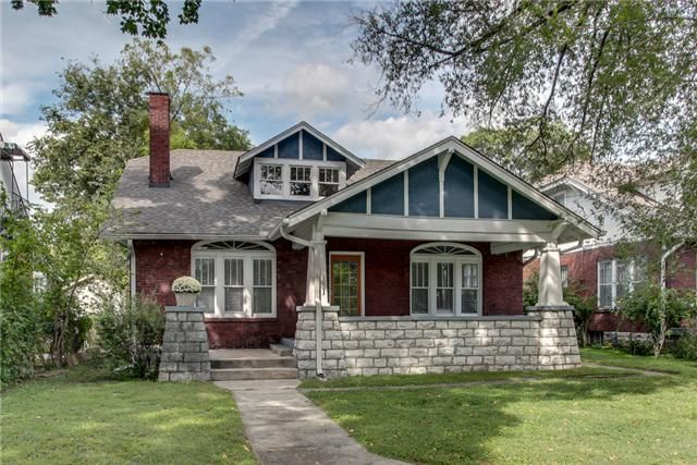 Bungalow style homes for sale in nashville