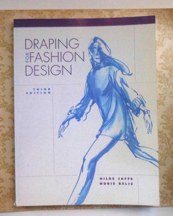 fashion design books:
