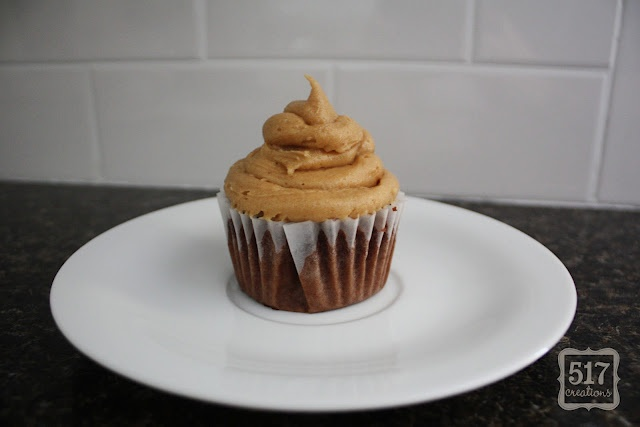 Peanut Butter Frosting | Cupcakes and Muffins | Pinterest