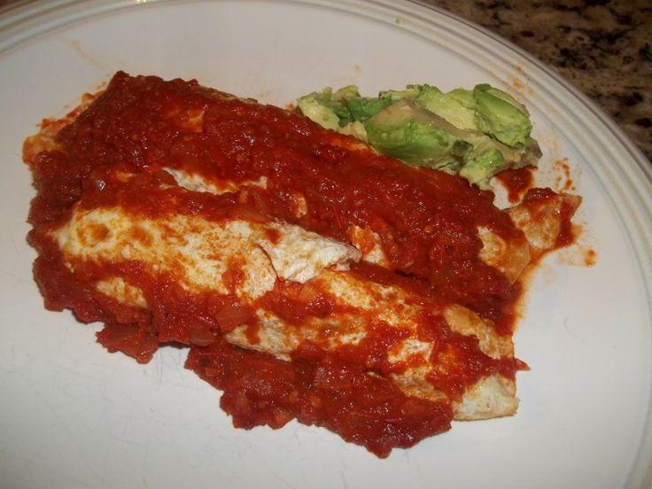 Chicken Enchiladas | Busy Paleo Mom | Gluten-Free & Paleo Recipes | P ...