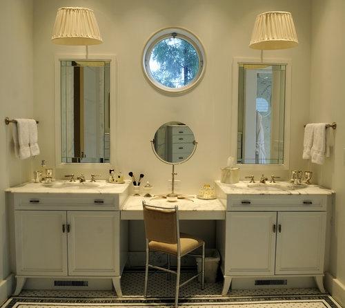 Master Bath Chair Towel Bar Placement Bathroom Pinterest