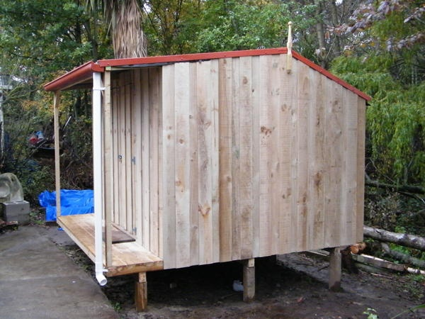 how to build a small insulated shed - Google Search