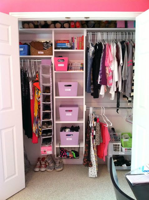 Apartment Closet Ideas for Small Space: Minimalist Apartment Closet ...
