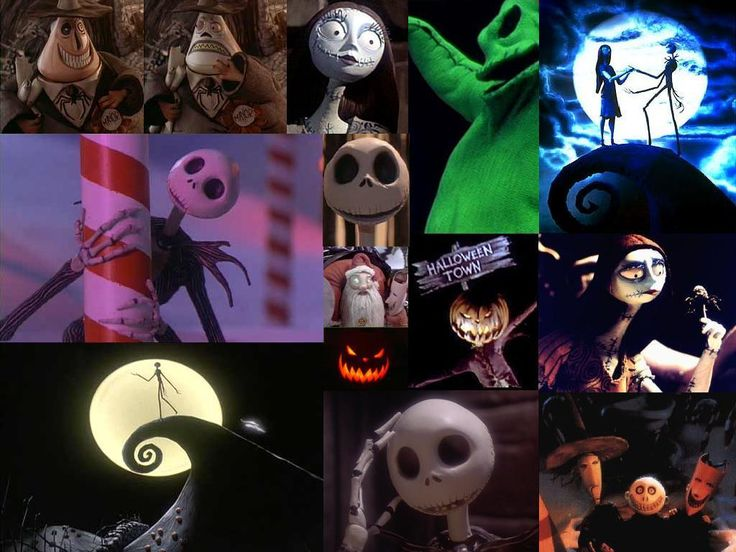 Nightmare Before Christmas Nightmare | Jack Skellington | Pinterest