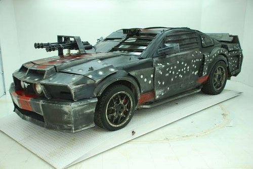 Ford Mustang from Death Race Series | auto24moto | Pinterest