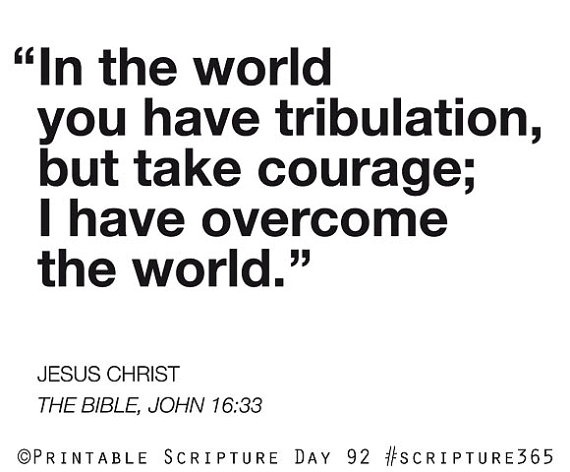 Yes, we can rise above!  Day 92 #scripture365