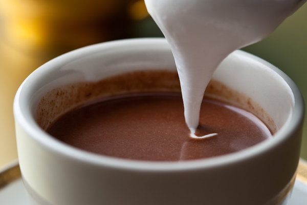 Coconut Hot Chocolate Recipe - NYT Cooking