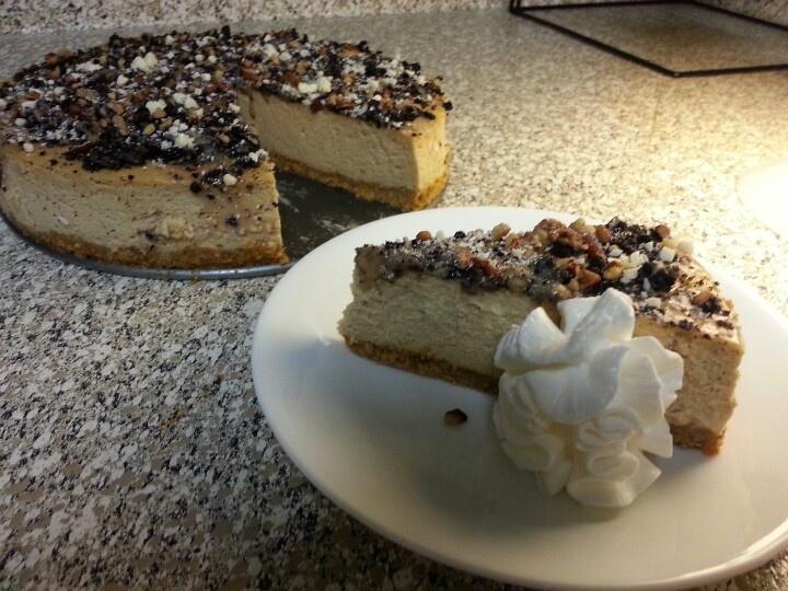 caramel macchiato cheesecake | my sweet creations | Pinterest