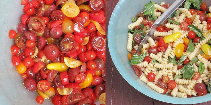 Fusilli With No-Cook Tomato Sauce | Recipe