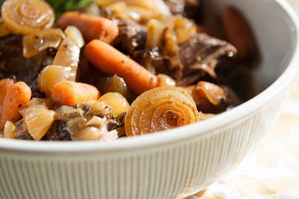 pot roast we've ever had. Caramelized balsamic glazed onion pot roast ...