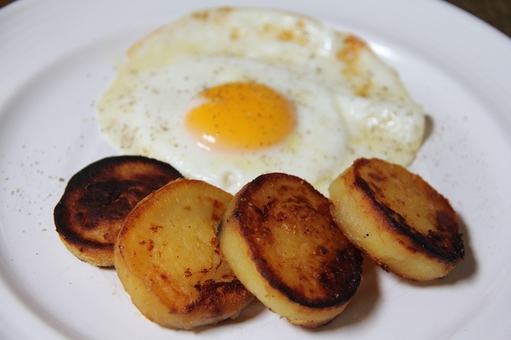 fried sweet potato and eggs | Paleo-Friendly and/or Gluten-Free | Pin ...