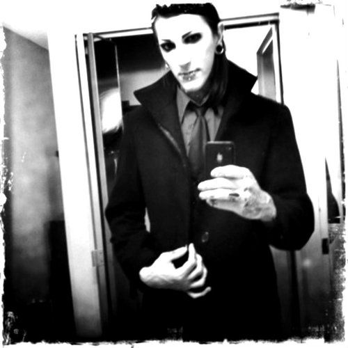 chris motionless   Ban...