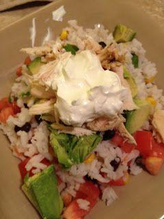Fiesta Lime Rice | Yummo! | Pinterest