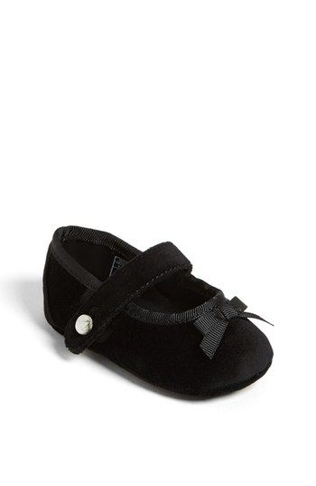 Velvet Baby Shoes (Ralph Lauren) | Children | Pinterest