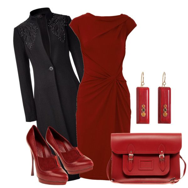 """Go to Work"" by justjules2332 on Polyvore"