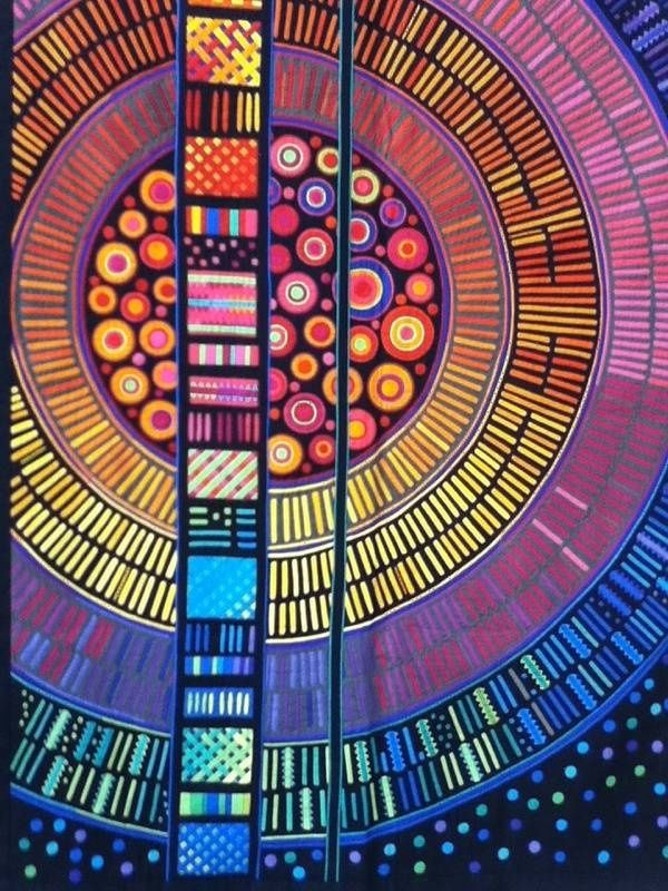 Modern Art Quilts | quilt | Quilts ~ Art and Contemporary