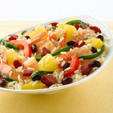Hawaiian Poblano Fried Rice | Food & Drinks | Pinterest