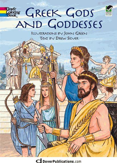 Greek Gods And Goddesses Studio Ideas Pinterest