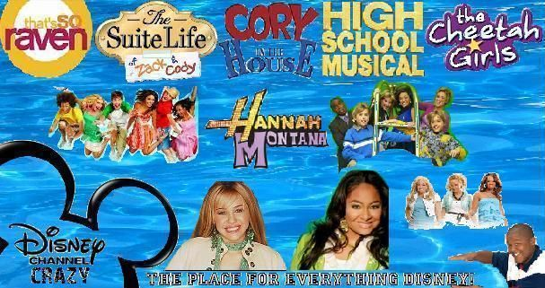 disney channel now playing
