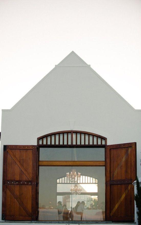 modern barn in South Africa!