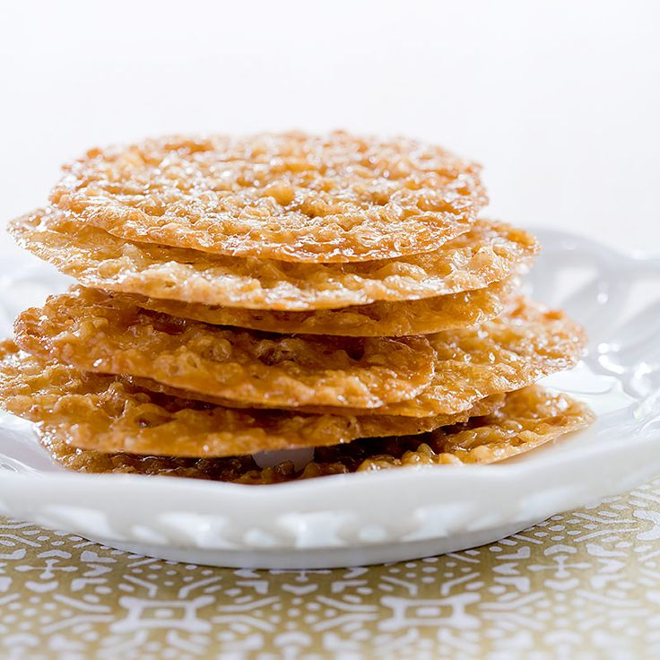 Oatmeal Lace Cookies Recipe - I've been dreaming of these since ...