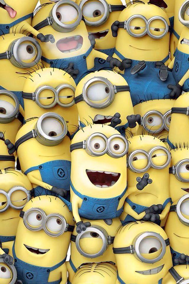 many minions