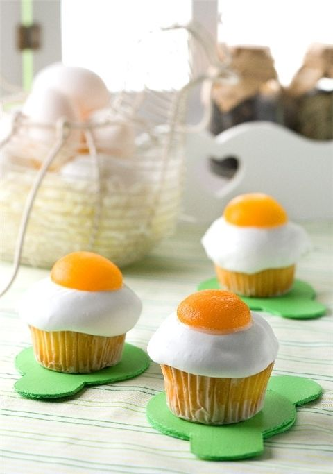Breakfast cupcakes | Once upon a Cupcake!! | Pinterest