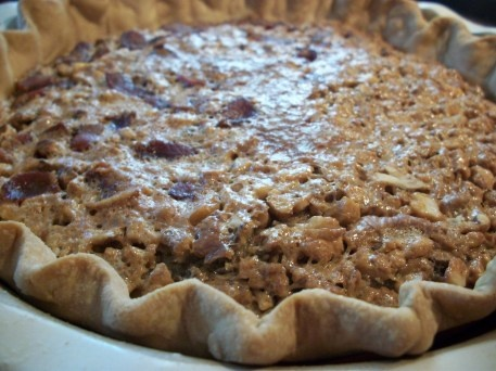 Bacon Maple Walnut Pie Recipe: Perfect for Fall and Thanksgiving ...