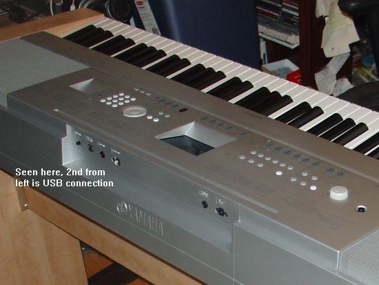 Yamaha Piano P Midi Driver