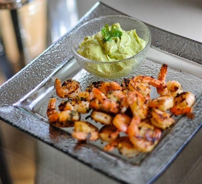 Grilled Cilantro Lime Shrimp | recipes | Pinterest