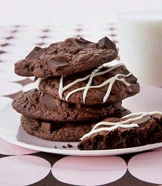 Chocolate Chunk Cookies | Cupcakes and cookies! | Pinterest