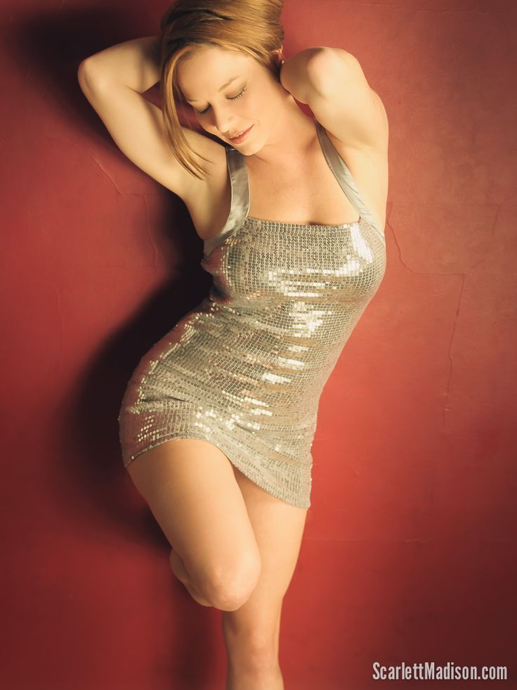 Eckbank Scarlett Modell : Scarlett madison hot models pinterest
