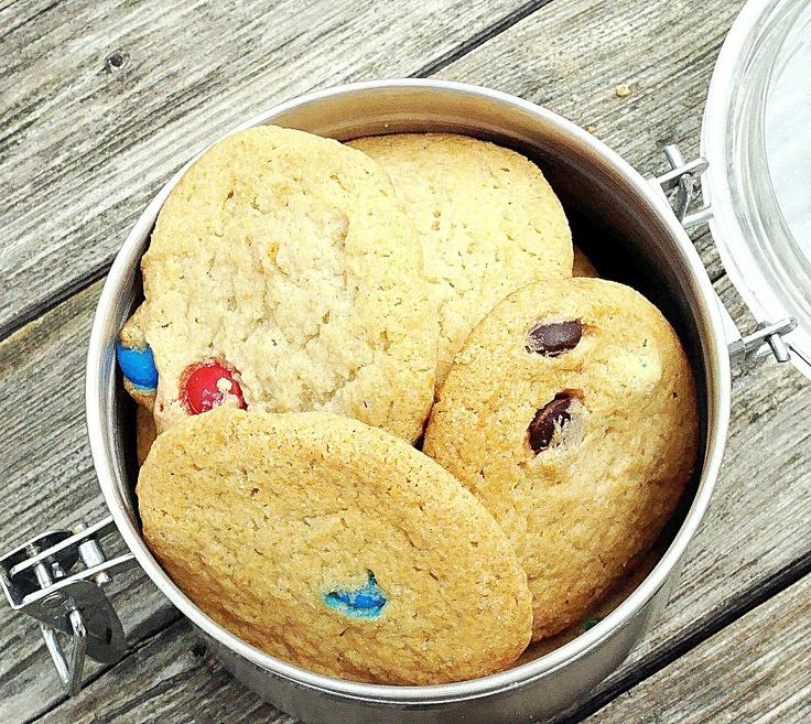 The Best M & M Cookies | Cookies | Pinterest