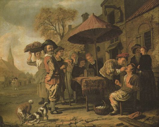 an analysis of genre art of the seventeenth century Chardin's genre paintings share a lot of similarities with his still lifes  because  of the recent surge in popularity of seventeenth-century dutch genre paintings.
