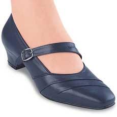 Vintage inspired shoes - Ashton Dress Pump at www.amerimark.com