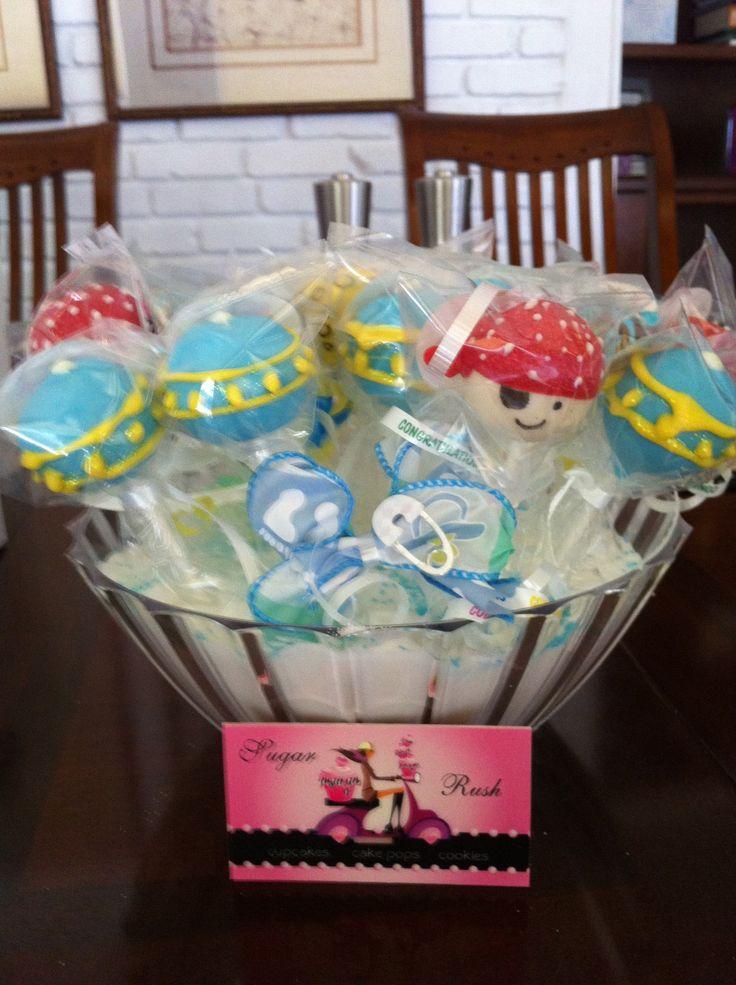 Cake Pop Decorating Ideas Uk : Living Room Decorating Ideas: Baby Shower Cake Pops Pinterest