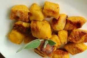 Try Amazing Pan-fried Pumpkin Gnocchi Recipe ....