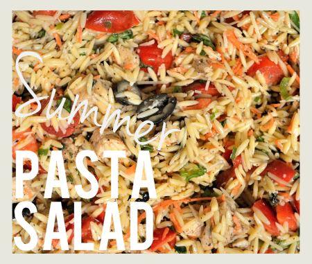 tuna macaroni salad italian macaroni salad macaroni salad okay so if ...
