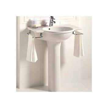 Porcher Pedestal Sink : Porcher Sapho Pedestal Bathroom Sink Home Pinterest
