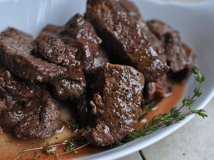 Coffee-Rubbed Steak Strips from Make Ahead Paleo by Tammy Credicott