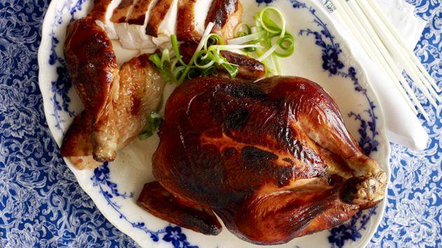 Peking roast chicken recipe | Chicken | Pinterest