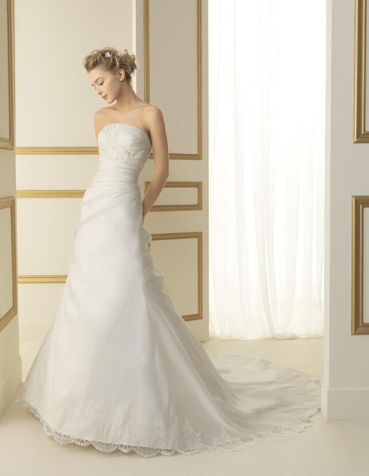 Robe de mariée Luna Novias 2013 modèle Tarifa - Boutique Coeur de ...