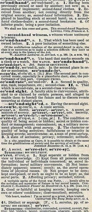Free vintage dictionary page clip art to download