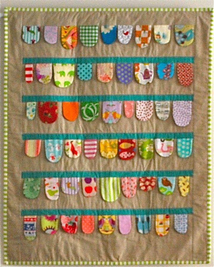 Sarah Fielke: Sarah Fielke Pattern - Baby playmat quilt pattern to buy