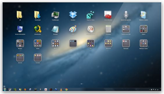 WatFile.com Download Free How To Add And Use Mac Os X Lion Launchpad On Windows How To Uncle