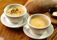 02 - Si no tuviera ingredientes sólidos (vegetales o productos cárnicos) se considera un caldo alimenticio, base de todas las sopas.