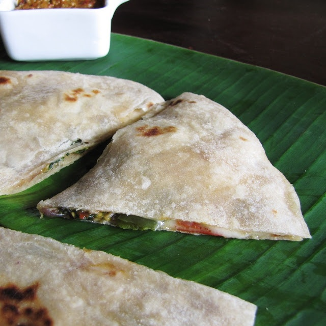 spinach mushroom quesadillas | Food That Must Be Eaten One Day | Pint ...