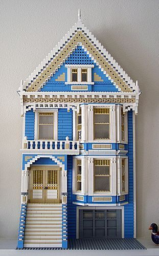 Victorian I: A LEGO® creation by SoftaRae 92613bf03077e221da816f2799dc2319